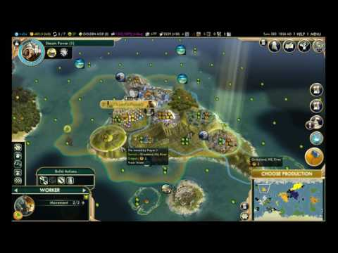 Civilization 5 Inca: S1E6