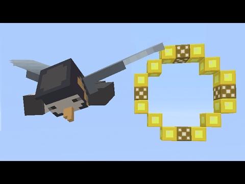 Minecraft Xbox - Elytra Course Mini-Game