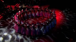 """МГА театр танца """"Гжель"""" - """"Контрасты вдохновения"""""""