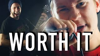 Worth It (Fifth Harmony) // Jonathan Young PUNK GOES POP STYLE COVER