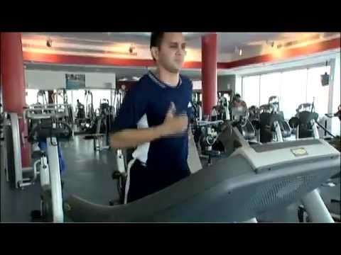 Beach Club and Bodylines Gym at Beach Rotana Abu Dhabi