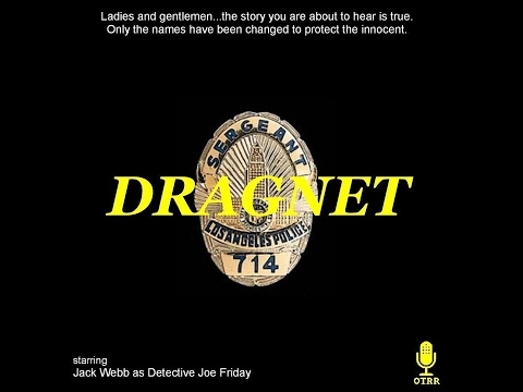 Dragnet - The Big Red Part 1