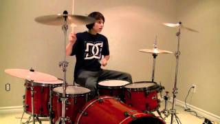 Green Day - Wake Me Up When September Ends Drum Cover
