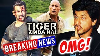 Salman की Tiger Zinda Hai दे रही है Hollywood को टक्कर, Salman से हारे Shahrukh Khan