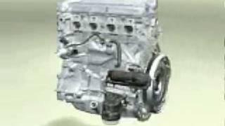 funcionamiento del motor con gas natural GNV
