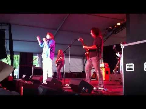 Eddie Money at Marin County fair 2013