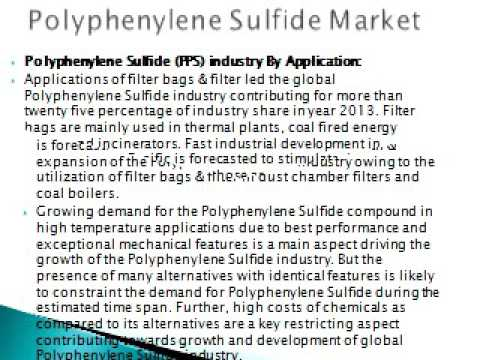 Global polyphenylene sulfide industry 2014 to