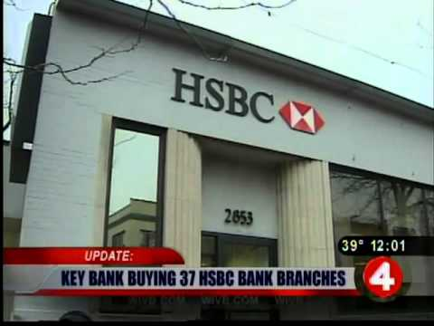 First Niagara sells of HSBC branches