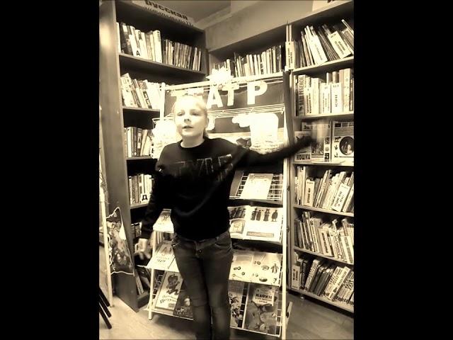 Изображение предпросмотра прочтения – ДашаКоролюк читает произведение «Синички-сестрички, Чечётки-тётки...» (Русский фольклор )