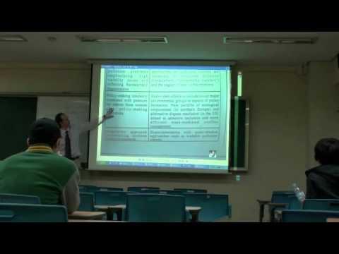 Environmental Sociology 4 (6/6): Macrotheories: The Origins of the Human-Environmental World, II