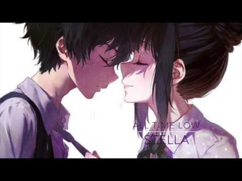 Stella - All Time Low ~Nightcore~