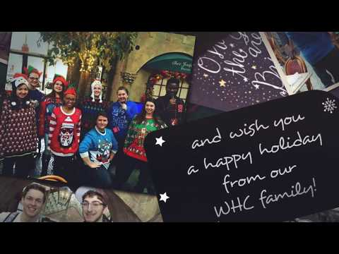2017 Walnut Hill College Holiday Card