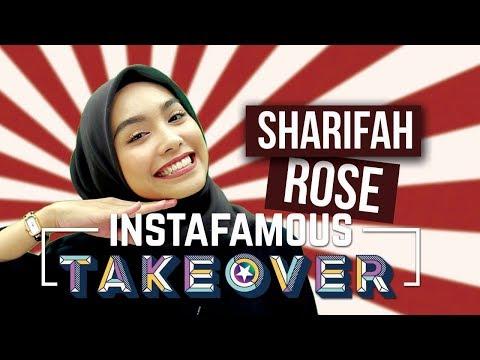 Instafamous Takeover x Sharifah Rose   Malang Tak Berbau