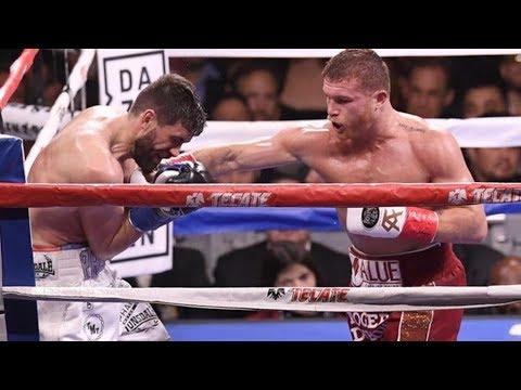 Canelo Alvarez vs. Rocky Fielding / Рокки Филдинг – Сауль Альварес