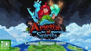 Arietta of Spirits   Announcement Trailer
