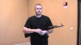 Страна вечной охоты: ВПО-133 или возвращение Автомата Калашникова (АК)