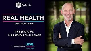 Ray D'Arcy's Marathon Challenge