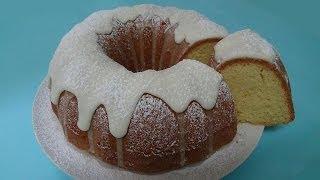 Farmhouse orange cake