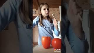 Видео из Like ! Второе видео на YouTube! 😊🤗