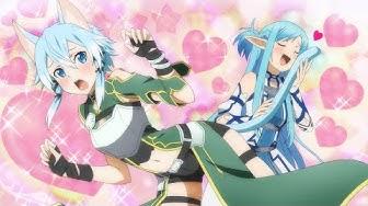 Accel World vs. Sword Art Online: Millennium Twilight part 48: bisexual Asuna