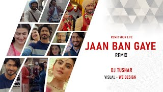 Gambar cover Jaan Ban Gaye (Remix) - Khuda Haafiz |Vidyut|Shivaleeka| Ft Vishal Mishra, Asees Kaur | DJ Tushar