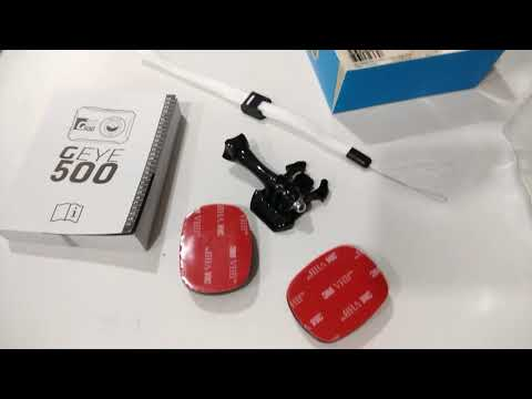 Decathlon G-Eye 500 Action Camera (F)unboxing and Initial Impressions!