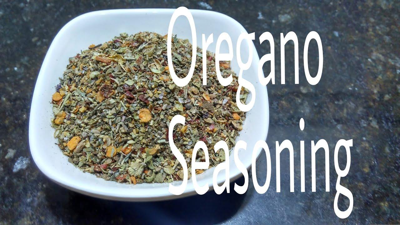 How To Make Pizza Seasoning Or Oregano Seasoning Pizza Hut
