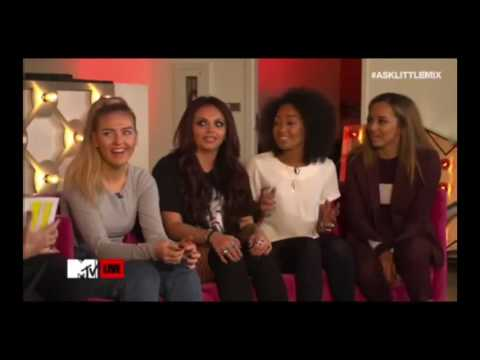 Little Mix MTV interview