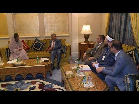 رئيس جمهورية تتارستان يشدد على قيم التسامح  - نشر قبل 2 ساعة