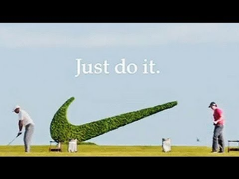 Rory McIlroy and Tiger Woods in new Nike ad
