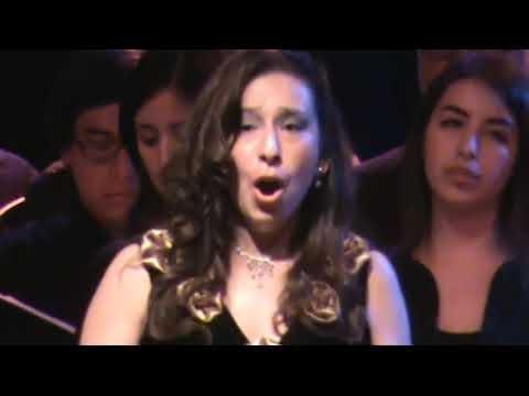 Clase Magistral canto Lírico Conservatorio UBB 28/04/2017