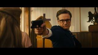 Kingsman: The Secret Service - The Church Fight