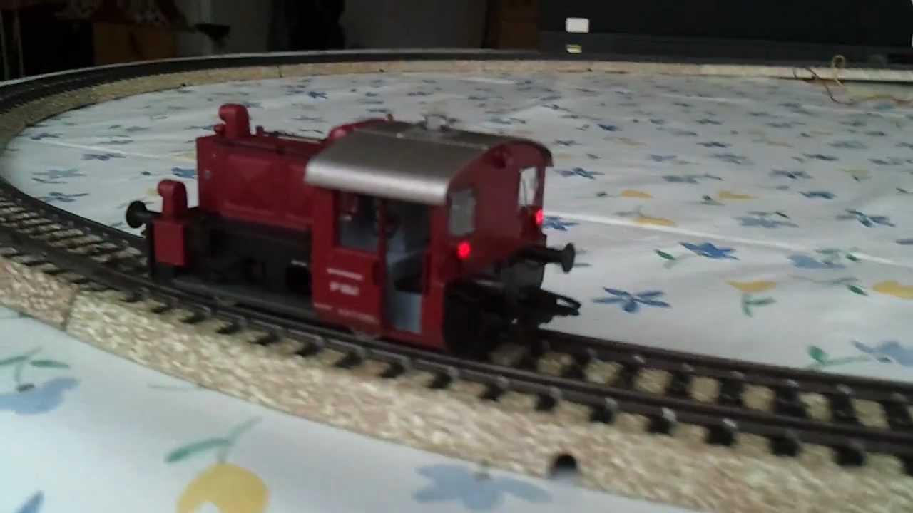 Arduino Mit Ardurail Library Ehemals Maerklino Steuert Mrklin Kf Picaxe Model Railroad Speed Controller 36800 Youtube
