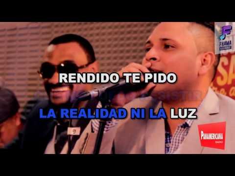 Camaguey - Rendido Ante Ti (Karaoke)