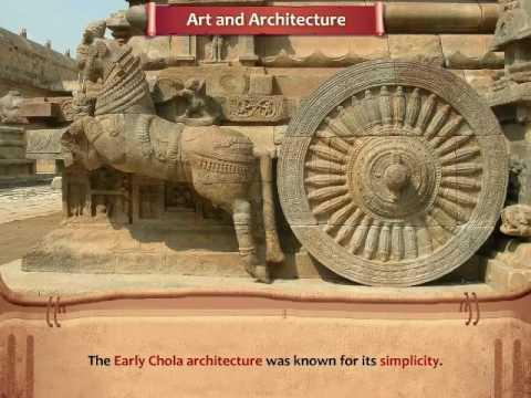 Contribution of the Cholas