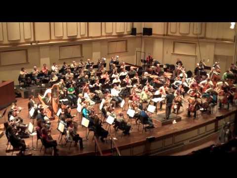 STL Symphony Video Blog - 3/17/11 Rehearsal