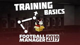Football Manager 2019 - Training Basics / Tips, tricks & guides!