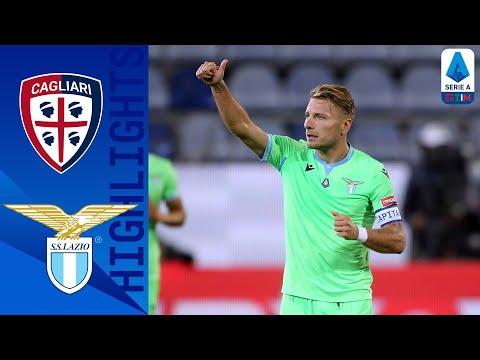 Cagliari 0-2 Lazio | La Lazio riparte con una vittoria col Cagliari! | Serie A TIM