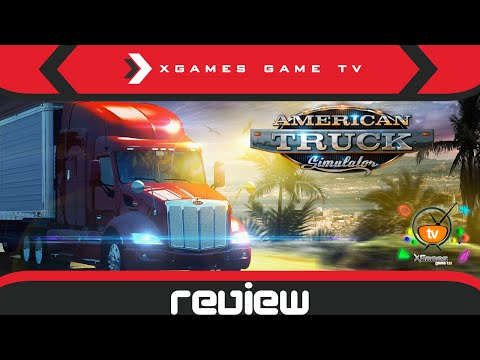 Обзор American Truck Simulator (Review)