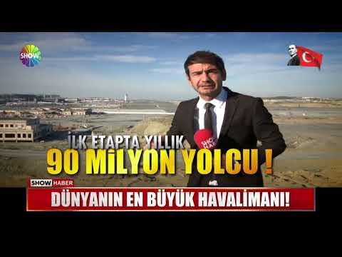 Dünyanın en büyük havalimanı!