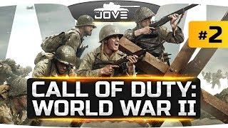Американцы Снова Спасают Мир! ● Call of Duty: WWII #2