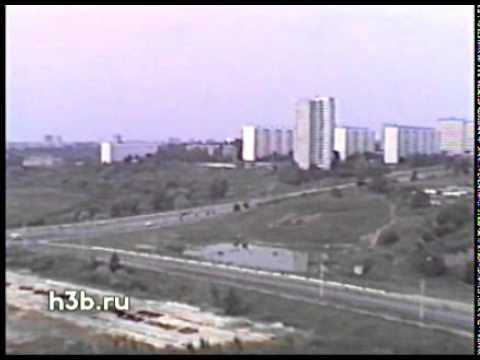 Перекресток Раменки Удальцова в 1988