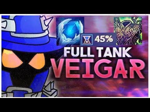 Cdr Tank Veigar Top The Most Annoying Build In League Of Legends