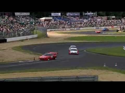Special Saloon Car Challenge- Jyllandsringen 23 August 2009. Heat 2. pt.2