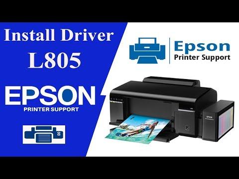L805 epson driver | New Printer Installation | Epson L805 Reset