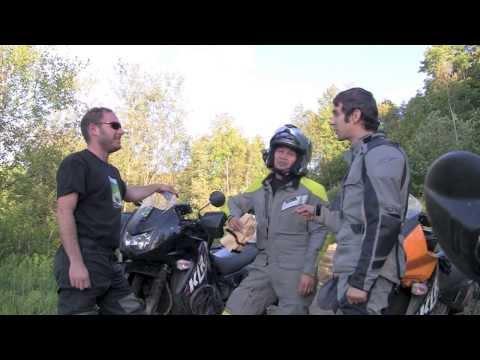 Vermont Dual Sport Tour