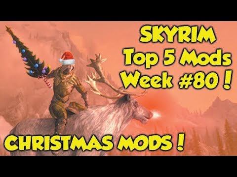 Skyrim Remastered Top 5 Mods of the Week #80 (Xbox One Mods) thumbnail
