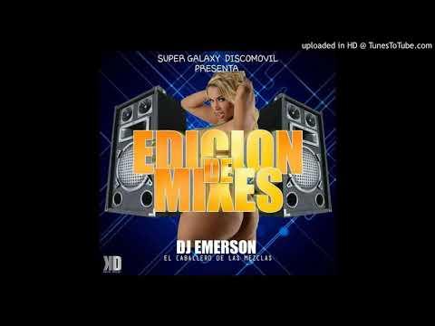 MERENGE MIX VOL 1 DJ EMERSON
