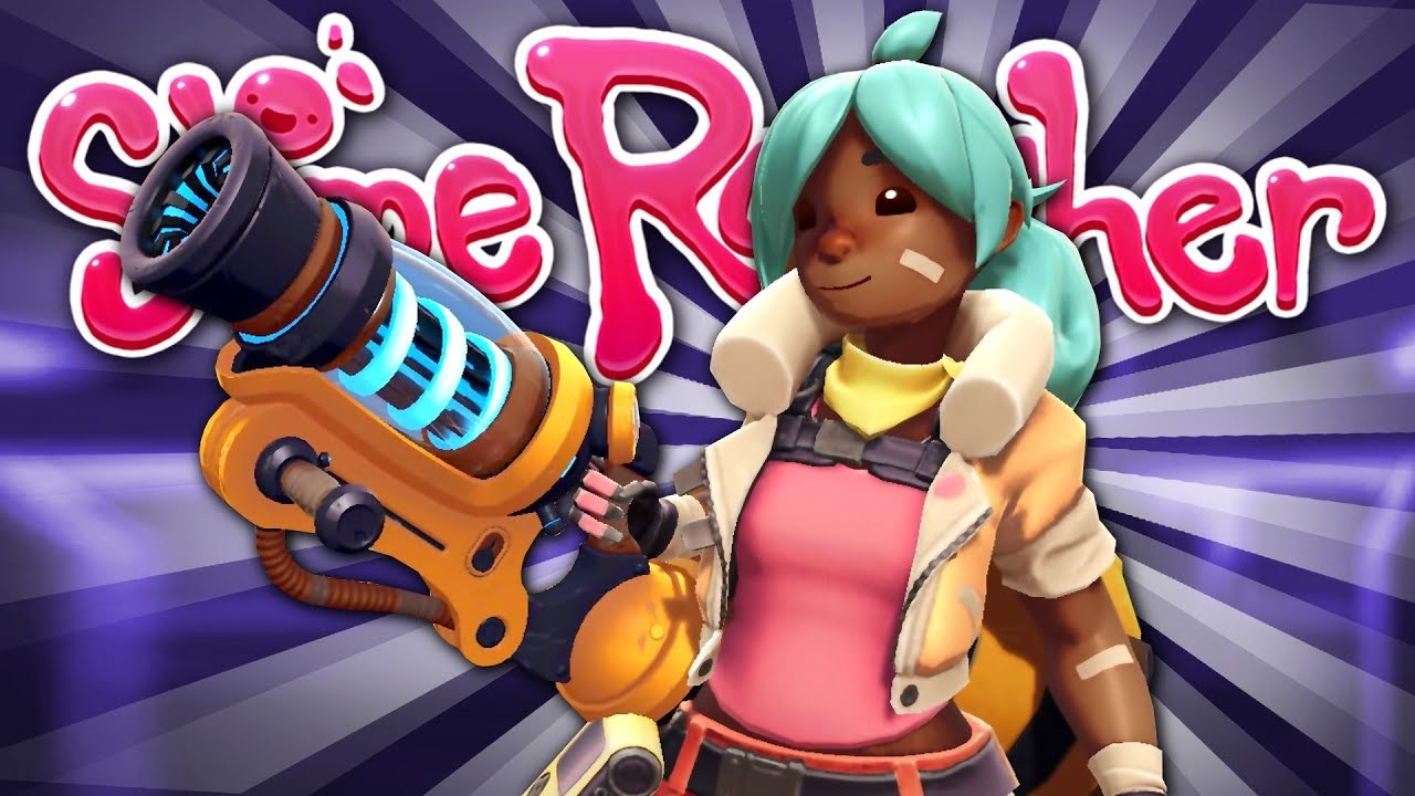 BEATRIX AND THE TIME SPACE TELEPORTER - Slime Rancher FULL RELEASE Gameplay  #29