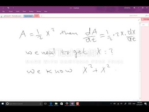 Calculus 1 solving promlems